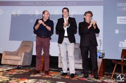 Breno Rivkind, Luiz Bianchi e Angelo Derenze