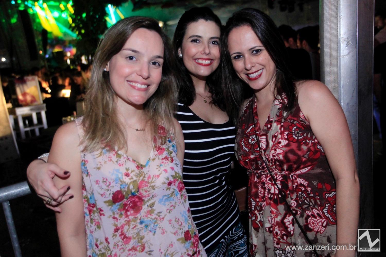 Natalia Nery, Ana Spini e Renata Valongo