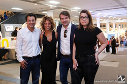 John Frasser, Adriana Ayala, Lorenzo Vigas e Dilia Hernandez_0001