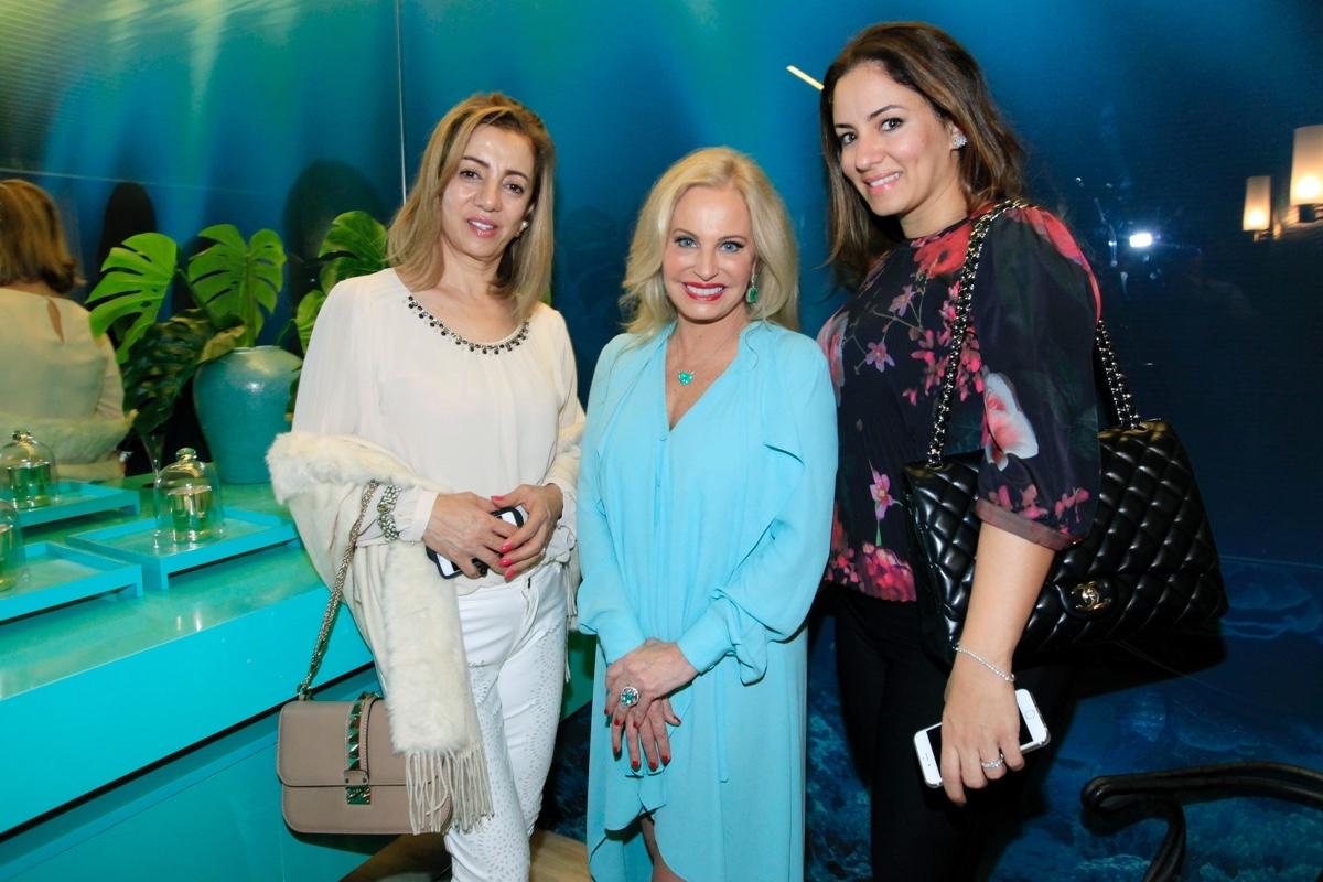 Colette Chedid, Brunete Fraccarolli e Janine El Etter.jpg