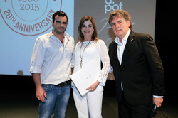Andre Poli, Noura Von Dijk e Angelo Derenze.jpg