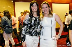 Patricia Aguiar e Claudia Gallasso
