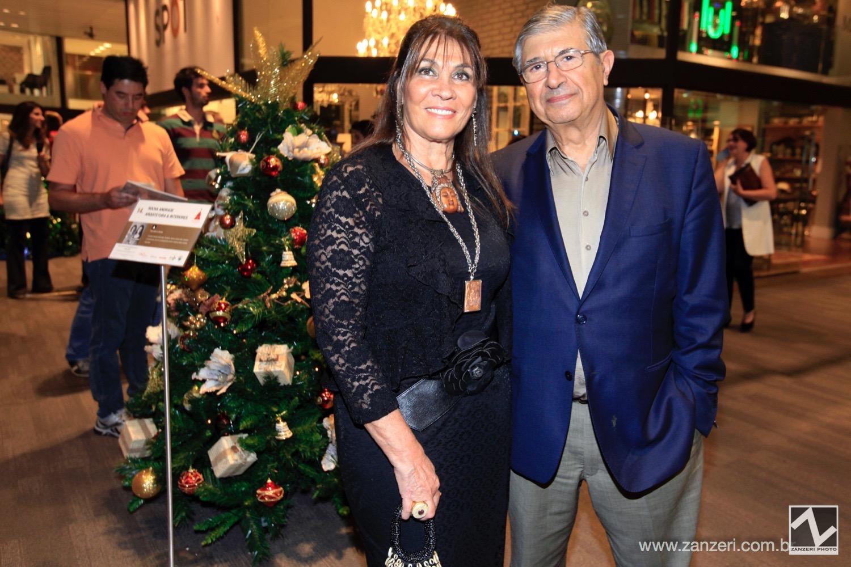Lilian e Gilberto Bomeny
