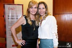Andrea pillar e Patricia Penna