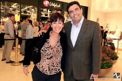 Vivianne Veloso e Vitor Vilela