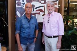 Marcelo Vasconcellos e Walton Hoffman