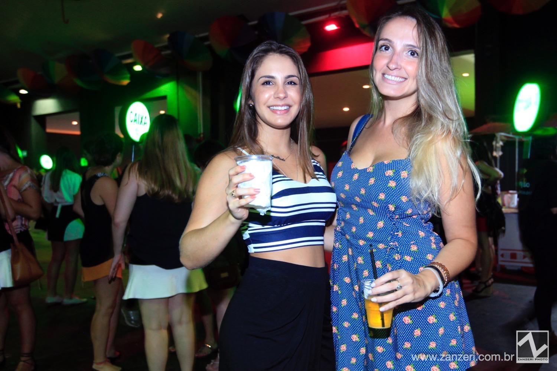 Ana Paula Diniz e Dayane Rama