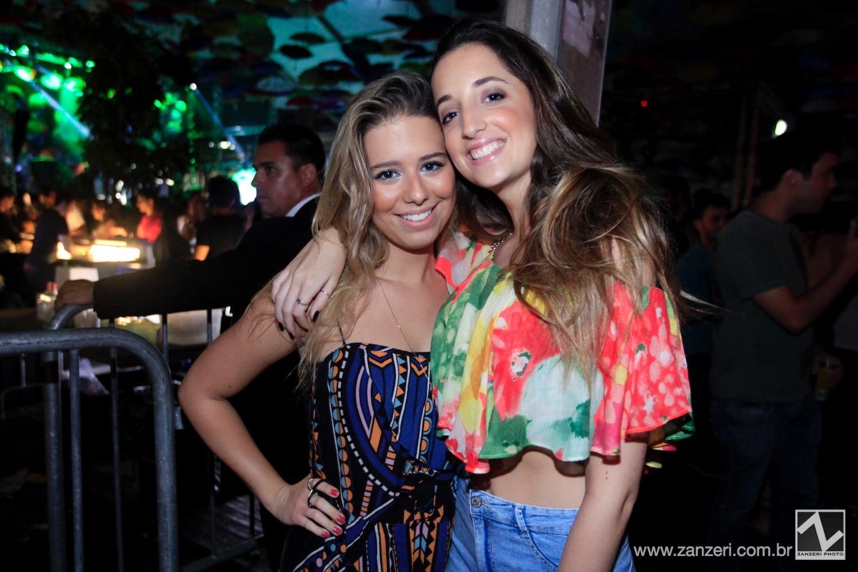 Thaisa Hiss e Carolina Kissajikian