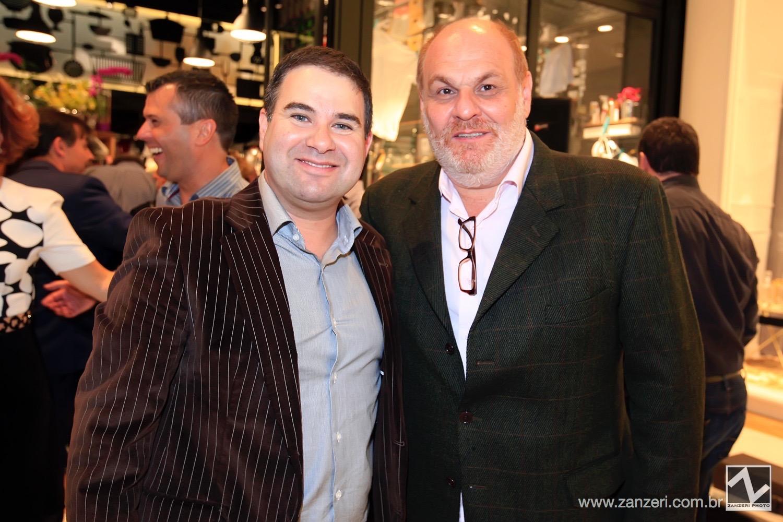 Airton Siqueira e Jose Boschiero
