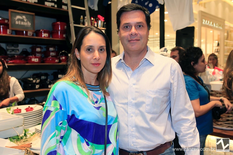 Gabriela e Marcelo Zani