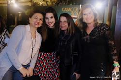 Marcia Dadamos, Kefera, Bia Duarte e Silvia Vinhas