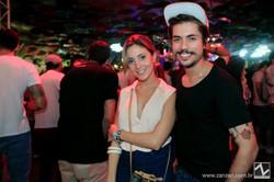 Maria Flavia Tidei e Pedro Ivo Brito