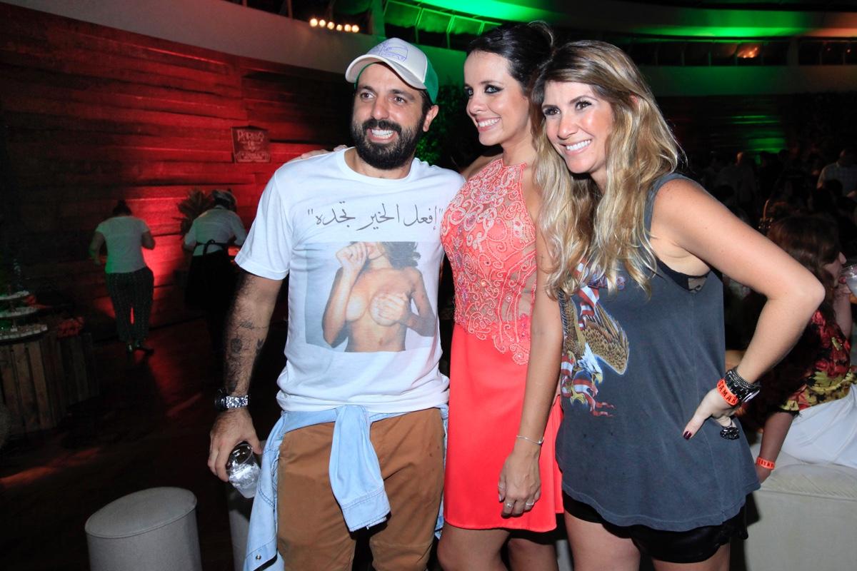 Tico Sahyoun, Samara Costa e Aretha Sahyoun.jpg