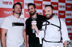 Fabricio Navachi, Juliano Ramos e Rica Benozati