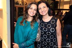 Angelica Alves e Mari Oglouyan