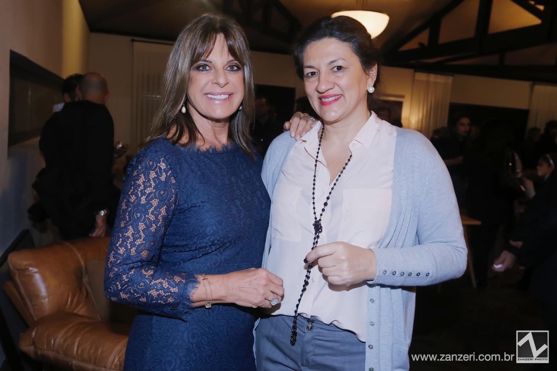 Joia Bergamo e Marcia Dadamos