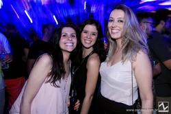 Gabriela Moreira, Yana Lacerda e Iris Andreotti