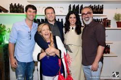Marcelo Bicudo, Itamar Cechetto, Mercedes Dios, Cris Dios e Antonio de Carvalho_0002