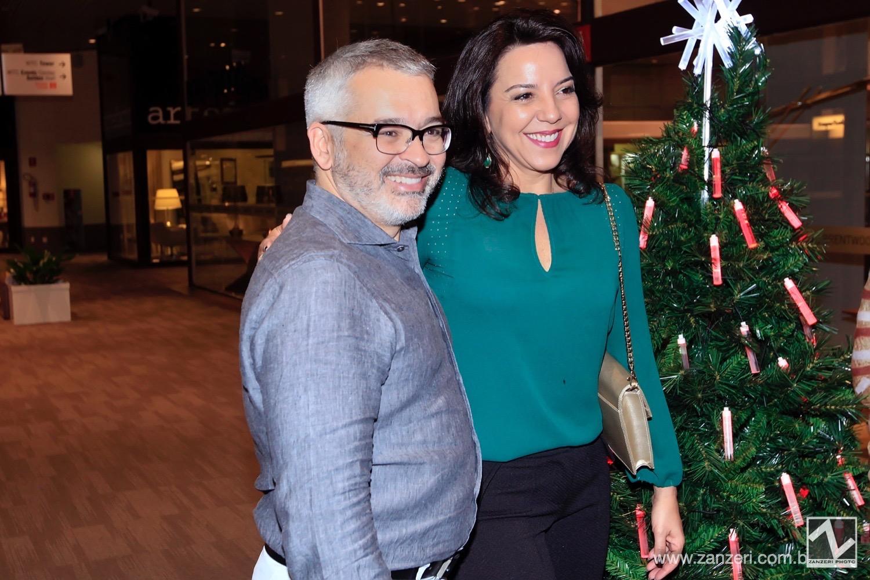 Ricardo Caminada e Luciana Liviero