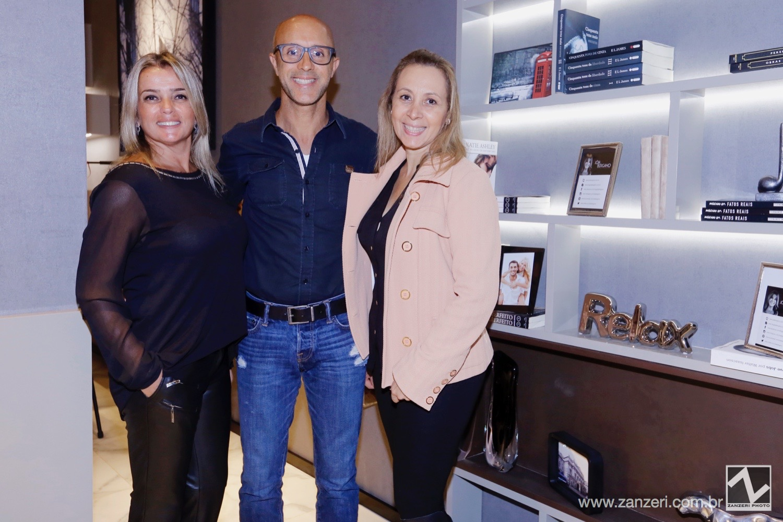 Sandra Sanpaulo, Ozeas de Araujo e Lisete Araujo Genovesi_0002