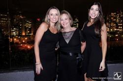 Lara Tonato, Celita Certain e Tatiana Muraro