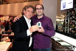 Angelo Derenze e Gustavo Petinati