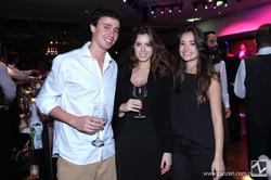 Fernando camargo, Anna Luiza Reali e Gabriella Todesco