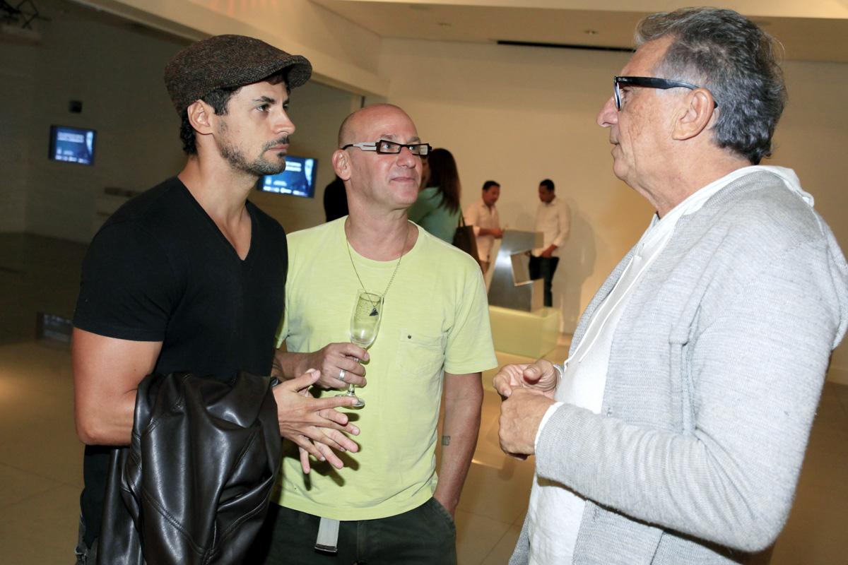 Zanini de Zanine, Arbel Reshef e Gerson Castelo Branco2.jpg