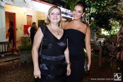 Lucelia Hoffmann e Luciana Sensini