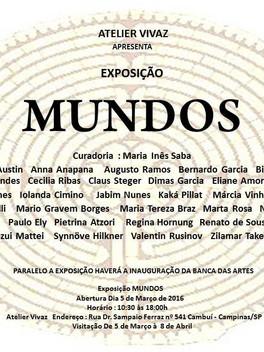 Mundos | Campinas - SP Atelier Vivaz