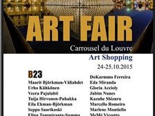 Art Fair - Carrousel du Louvre |  Art Shopping - Museu du Luvre | París - França | AVA Galleria