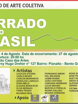 Do Cerrado para o Brasil - 1ª Exposição Coletiva.