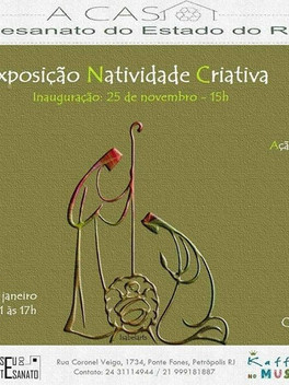 Exposição Natividade Criativa
