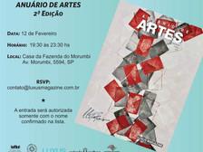 2º Anuário de Artes - Luxus Magazine