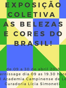 As Belezas e Cores do Brasil I