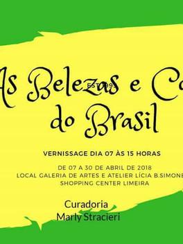 As Belezas e Cores do Brasil II