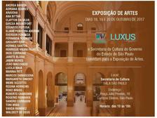Exposição de Artes - Luxus Magazine