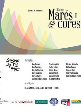 Marés e Cores II  Búzios - RJ - Brasil