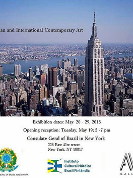 Brazilian and International Contemporary Art | New York - EUA