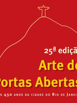 Arte de Portas Abertas |   Santa Teresa  - Rio de Janeiro