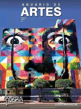 3º Anuário de Artes - Luxus Magazine