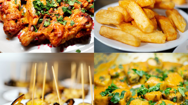 The East African - Indian Supper Club @ London Cooking Project, 5th & 6th March 2020