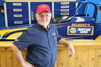 Rick Anderson Selbert's Auto Body Service Advisor