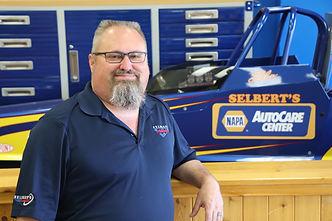 Mike Scott Selbet's AutoBody Colision Repair Consultant