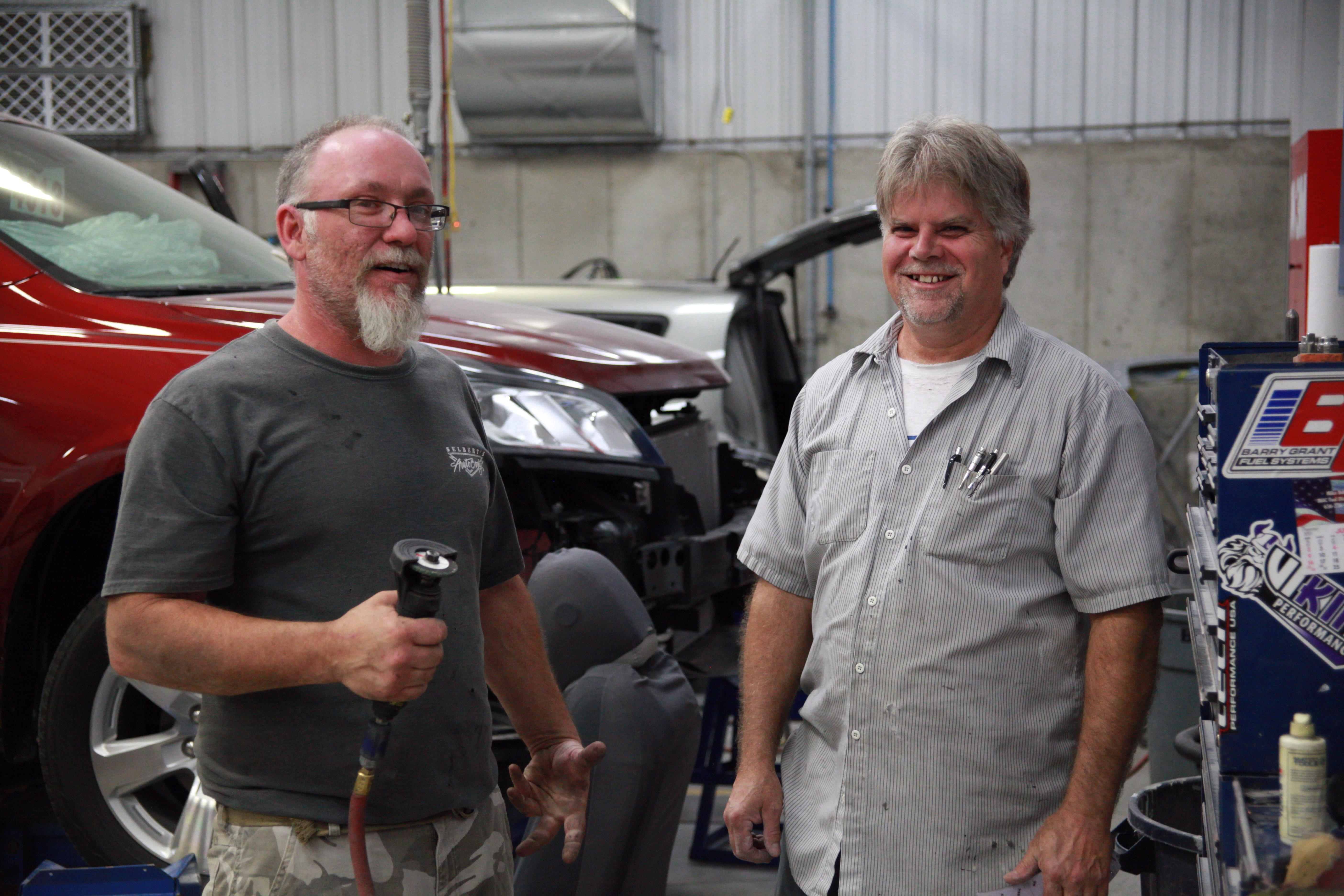 Selbert's experienced technicians