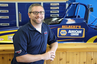 Mie Morris Selbert's Auto Body Body Shop Manager