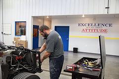 Selberts tech performing General Repair on car
