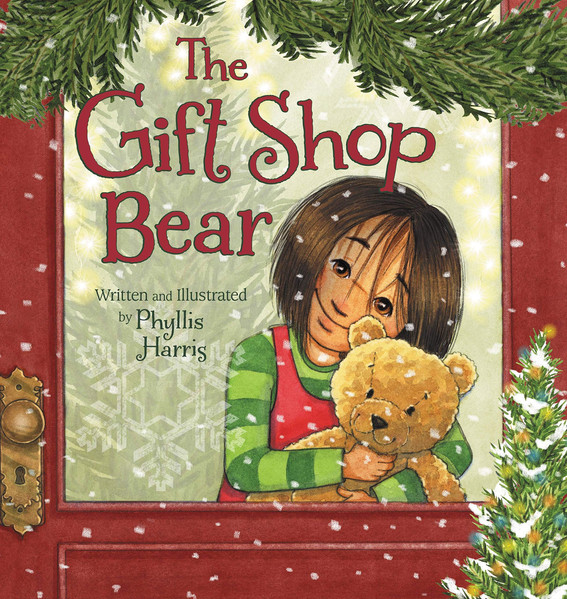 The GIFT SHOP BEAR