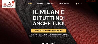 Milan Club Online