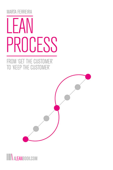 LEAN PROCESS                From 'Get the Customer' to 'Keep the Customer'